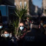 Dr Barucq: «Le retour du masque en extérieur, une mesure absurde et infantilisante»