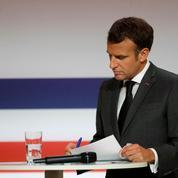 Covid-19: réformer ou lutter, Macron à la recherche de l'équilibre