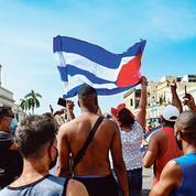 À Cuba, les manifestants défient le régime castriste