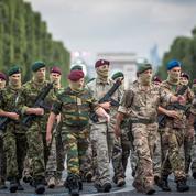 14 Juillet: les forces spéciales européennes de Takuba à l'honneur lors du défilé