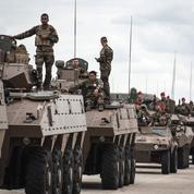 14 Juillet: les armées renouent avec lesréalités de la guerre
