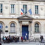 Les affectations au lycée font gronder dans le centre de Paris