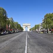 Le tourisme à Paris encore à la peine