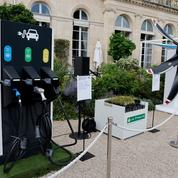 Bornes électriques: la France tente de rattraper son retard