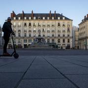 À Nantes, les opérateurs d'engins en libre-service n'ont pas droit de cité