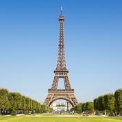 Covid-19: la tour Eiffel rouvre sous contraintes