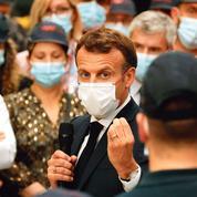 Covid-19: Emmanuel Macron veut accélérer la relance sans attendre