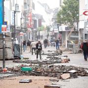 À Euskirchen, ville piégée par les eaux, les habitants se sentent «détruits»