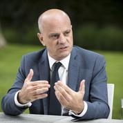 Jean-Michel Blanquer: «Nous sommes le pays qui a le moins fermé ses écoles»