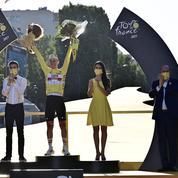 Tour de France: Tadej Pogacar, nouveau chef de bande du peloton