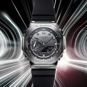 G-Shock dégaine une nouvelle CasiOak en métal à moins de 200 €