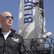 Blue Origin tente son premier vol habité