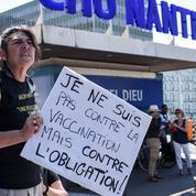 Passe sanitaire: ces Français qui dénoncent une « ségrégation»