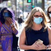 Covid-19: aux États-Unis, le retour du virus frappe davantage les comtés hostiles au vaccin