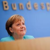 Covid-19: le vibrant appel de Merkel à la vaccination