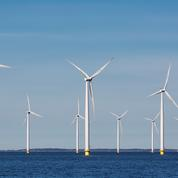 Éoliennes: des centaines de mâts en mer Méditerranée