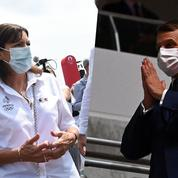 Duel à distance entre Macron et Hidalgo pour «l'héritage» des JO