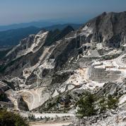 Italie: à Carrare, la nouvelle bataille du marbre