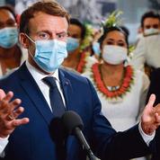 Macron attend l'avis du Conseil constitutionnel sur son passe sanitaire