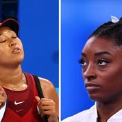 JO: les malheurs de Naomi Osaka et Simone Biles