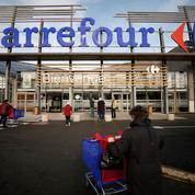 Carrefour: le retour en force des hypers