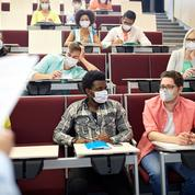 Rentrée universitaire: une possible réduction des places là où «la présence du virus serait détectée», prévient Frédérique Vidal