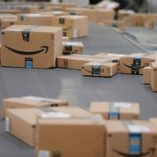 La croissance d'Amazon continue à un rythme moins effréné