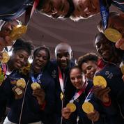 JO: de porte-drapeau à porte-médailles, comment le judo français a rayonné