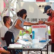 La première consultation populaire divise le Mexique