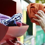 Le recyclage de vêtements, un relais pour relancer l'industrie dans l'Hexagone
