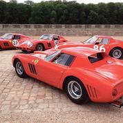 Une Ferrari, un héritage, et 50 millions d'euros