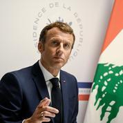 Emmanuel Macron dénonce le «pari du pourrissement» des dirigeants libanais