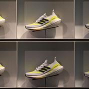 Adidas accélère, porté par la reprise des activités sportives