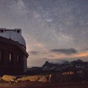 À l'observatoire de Saint-Véran, un aperçu de l'infini