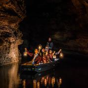 Grottes et gouffres enchantent entre Lot et Dordogne