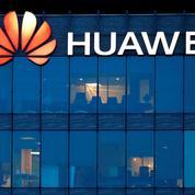 Huawei durement touché dans les mobiles
