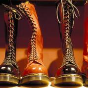 Dr. Martens, la chaussure orthopédique devenue punk