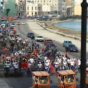 À Cuba, l'opposition privée de manifestations du 5août