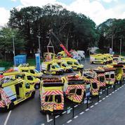 Sécurité: le péril des patrouilleurs sur autoroute