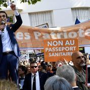 Avec la crise, le parti de Florian Philippot se refait une santé financière