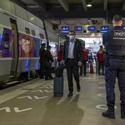 À la SNCF, le contrôle des passes se fera avec les moyens du bord