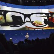 Facebook toqué de réalité augmentée