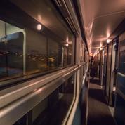 Le charme indémodable de la voiture7, dans le train de nuit Paris-Port-Bou