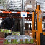 Le recours à l'aide alimentaire a bondi en France en 2020