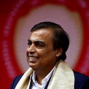 En Inde, le milliardaire Ambani mise sur le «vert»