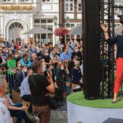 Législatives: Annalena Baerbock, chef de file des Verts, lance son tour d'Allemagne