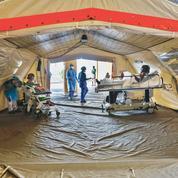 Covid-19: auxAntilles, les hôpitaux débordés parl'épidémie