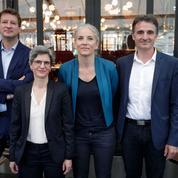 Primaire EELV: cinqcandidats surlaligne de départ