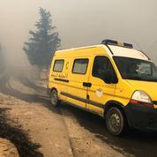 En Algérie, le pouvoir fragilisé par les incendies et le Covid