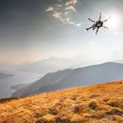 Les parcs nationaux tentent de limiter l'afflux de drones
